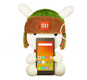 imagen de mascota xiaomi para preguntas frecuentes