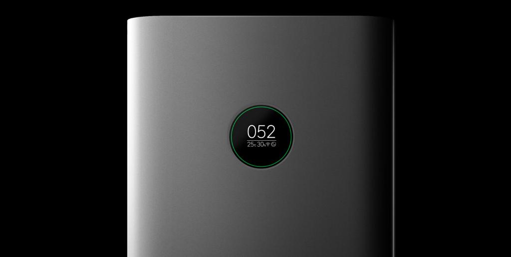Mi Air Purifier Pro pantalla OLED