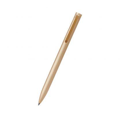Pen aluminium gold