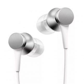 In Ear Basic Auriculares Silver