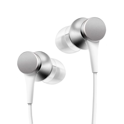In Ear Basic Auriculares Silver