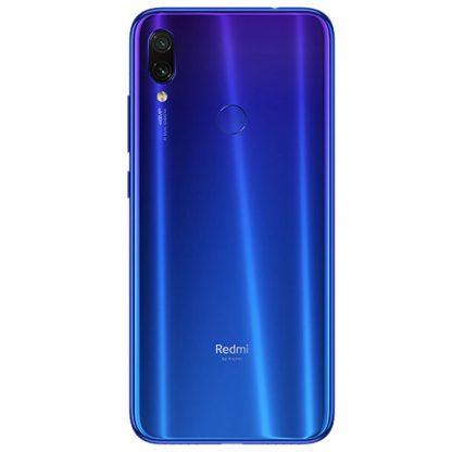 Xiaomi Redmi Note 7 128gb blue back