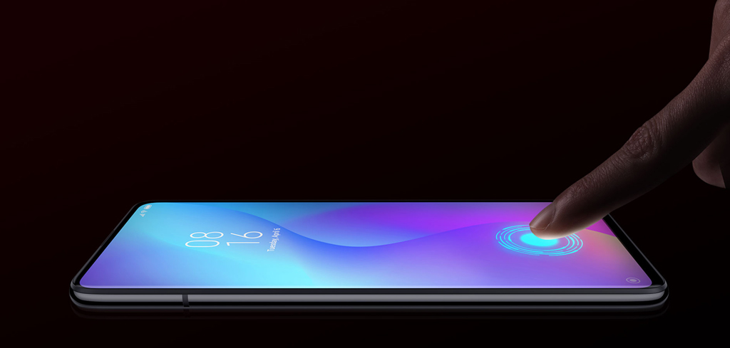 descripción de Xiaomi Mi 9T Sensor de huellas